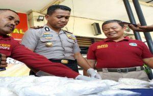 Polres Semarang Amankan 80 Ribu Pil Koplo