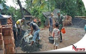 Warga Desa Wedusan Probolinggo Sebut TNI Bawa Harapan Baru