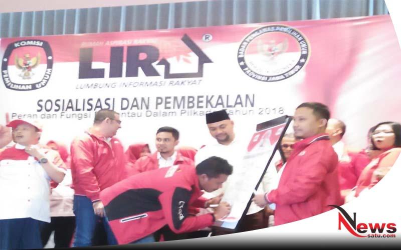 DPD LIRA Probolinggo Akan Lakukan Pengawasan Pilkada 2018