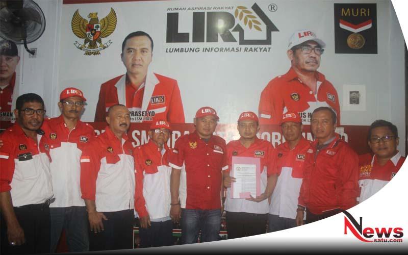 DPD LSM LIRA Kota Probolinggo Akan Pantau Pelaksanaan Pilkada Serentak 2018