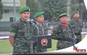 Danrem 071WK Jateng; TNI Harus Jaga Netralitas Dan Kondusifitas Wilayah