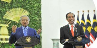 Ini Alasan PM Malaysia Kunjungi Indonesia
