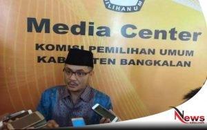 Jelang Pilkada Tak Ada Hari Libur Bagi KPU Bangkalan