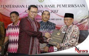 Ketua DPRD Sumenep; Sejarah Baru Sumenep Dapat Opini WTP