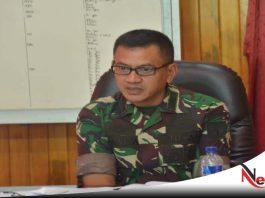 Korem 071 Wk Lakukan Penataan Aset TNI AD