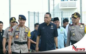 Pastikan Siap Ditempati Asian Game, Wakapolri Tinjau JSC Palembang