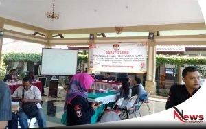 Pilkada Serentak, Rakapitulasi Tingkat PPK Kota Probolinggo