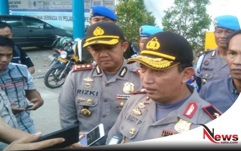 Polda Banten Siagakan Tim Anti Teror Dan Tim Jibom