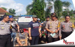 Polisi Tembak 2 Spesialis Curas Di Lampung Utara