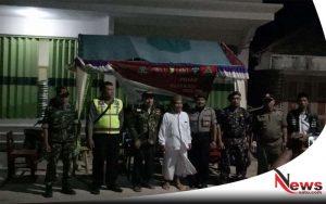 Puluhan Personel Gabungan Amankan Malam Lebaran Di Pulau Sapudi Sumenep