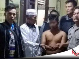 Rampas Motor, Warga Lamut Diamankan Polisi
