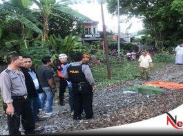 Seorang Nenek Tertabrak KA Di Surakarta