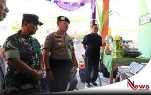 TNI Polri Tuban Kawal Kotak Suara Hingga Ke KPU