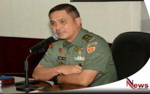 Tidak Netral Dalam Pilkada Serentak, Anggota TNI AD Akan Ditindak Tegas (Kadispenad Brigen TNI Alfret Denny D. Tuejeh)