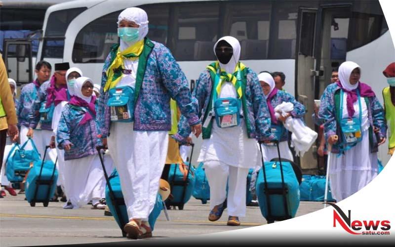 680 Calon Jamaah Haji Sumenep Akan Berangkat Ke Tanah Suci Mekkah