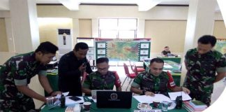 Antisipasi Ancaman Banjir, Ini Langkah TNI Madiun