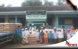Danrem 083 Baladhika Dukung Pembangunan Pondok Pesantren Di Pasuruan