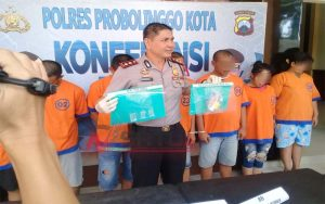 Edarkan Narkoba, Seorang Janda Diamankan Polres Kota Probolinggo