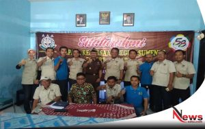 Hari Adyaksa 58, Kajari Sumenep Kunjungi Balai PWI