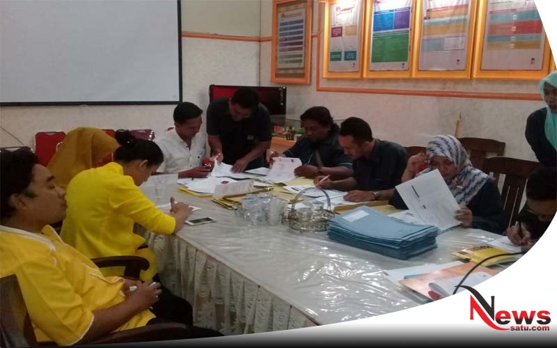 Inilah Parpol Yang Daftarkan Bacalegnya Ke KPU Kota Probolinggo