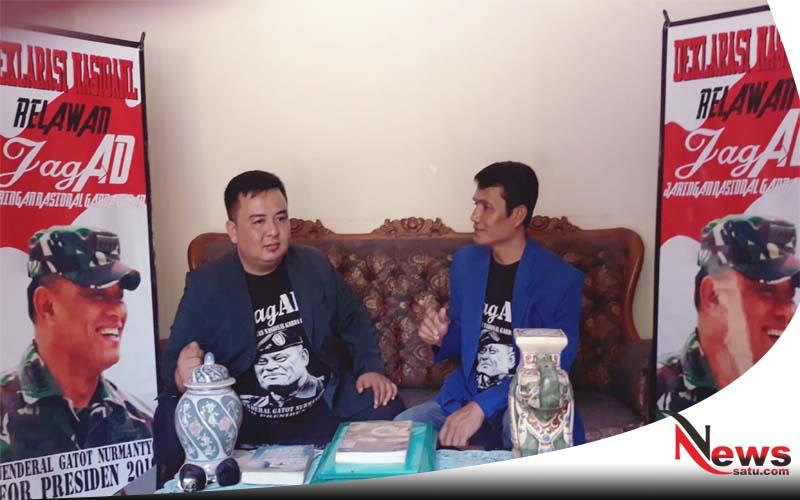 JAGAD; Gatot Nurmantyo Siap Maju Pada Pilpres 2019