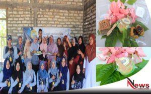 Mahasiswa UTM Beri Inovasi Baru Dalam Mengolah Pisang Pada Ibu-ibu Di Sampang
