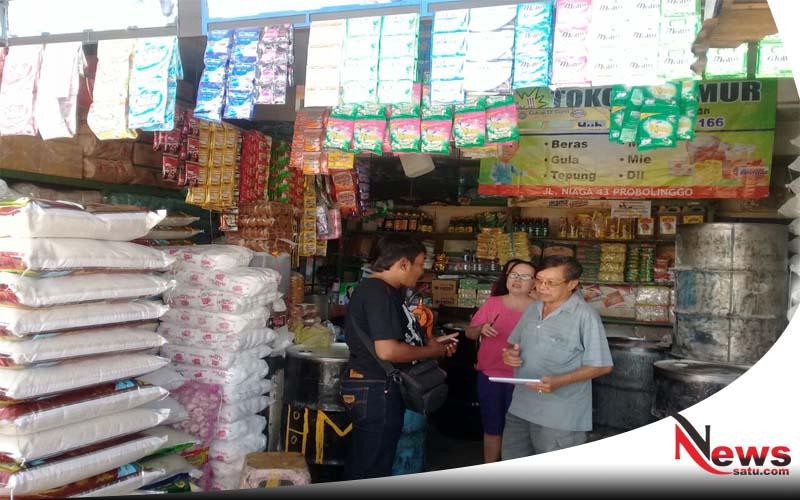Pemilik Toko Di Probolinggo Keluhkan Pendirian TPS