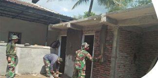 Penuhi Kebutuhan Warga, TNI Madiun Kebut Pembangunan TPA