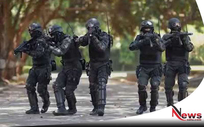 Polri Akan Berantas Terorisme Hingga Ke Akar-akarnya