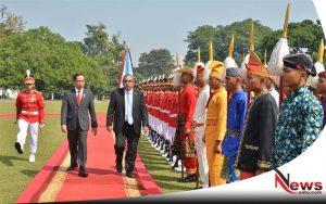 Presiden Federasi Serikat Mikronesia Lakukan Kunjungan Ke Indonesia