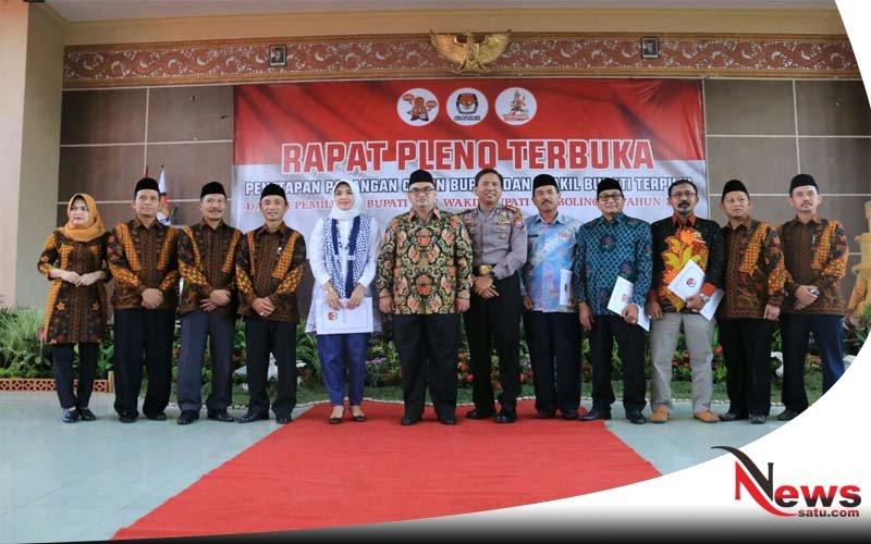 Puput Tantriani Sari Kembali Pimpin Kabupaten Probolinggo