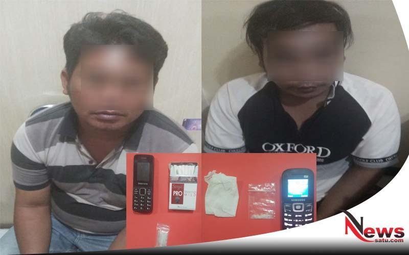 Simpan Narkoba, Dua Warga Sumenep Ditangkap Polisi