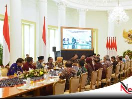 Tak Bahas Pilpres, Presiden Jokowi Minta Kepala Daerah Dinginkan Suasana