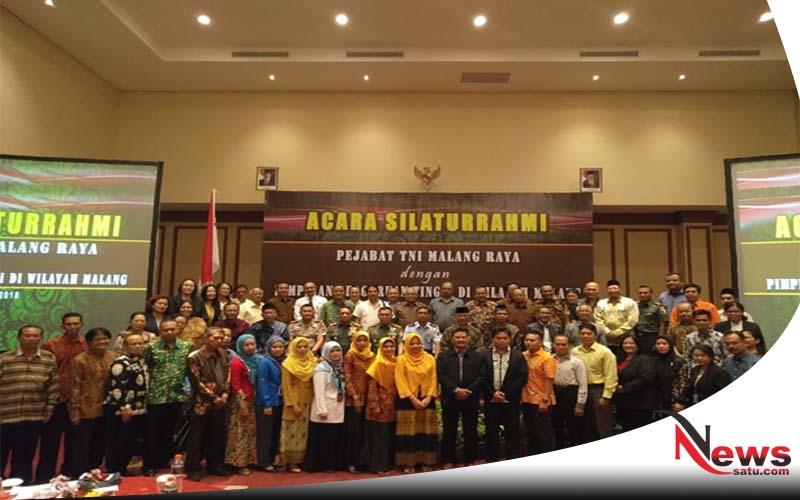 Tangkal Radikalisme, Danrem Kumpulkan Pimpinan Perguruan Tinggi Di Malang