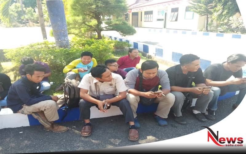 Terkesan Tertutup, Wartawan Sumenep Boikot Kemitraan Dengan Polres