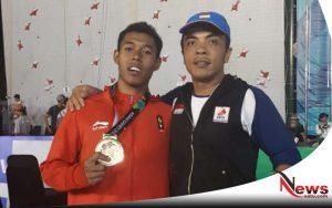 Atlet Asal Probolinggo Sabet Medali Emas Dalam Asian Games 2018