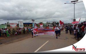 Karnaval Agustusan, Meriahkan Tanah Papua