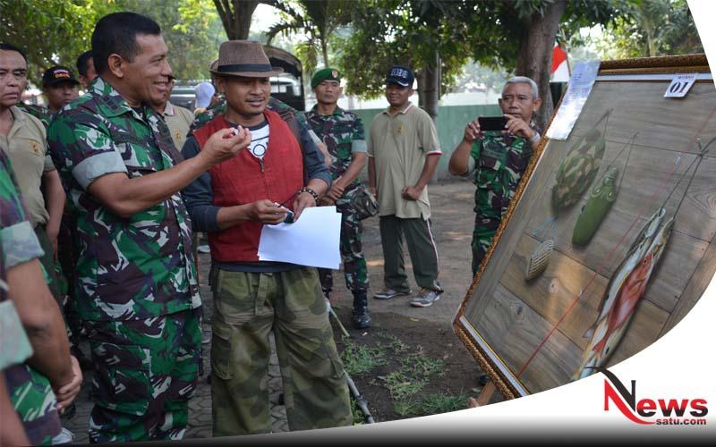 Korem 082 CPYJ, Tangkal Paham Radikalisme Melalui Seni dan Budaya
