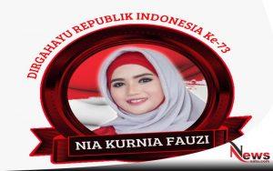 Nia Kurnia Fauzi; Wanita Juga Berperan Dalam Perebutan Kemerdekaan