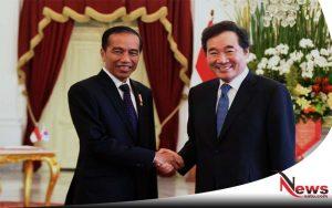 PM Korsel Sebut Pembukaan Asian Games 2018 Sangat Impresif