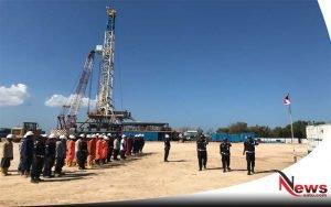 Peringati HUT RI Ke 73, PT EML Gelar Upacara Bendera Di Desa Tanjung Sumenep