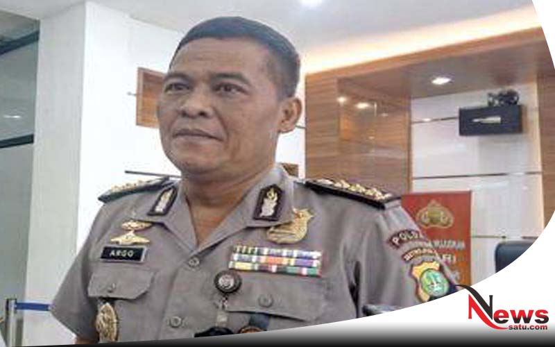 Polda Metro Jaya Amankan Pelaku Penganiayaan Terhadap Anggota Polisi