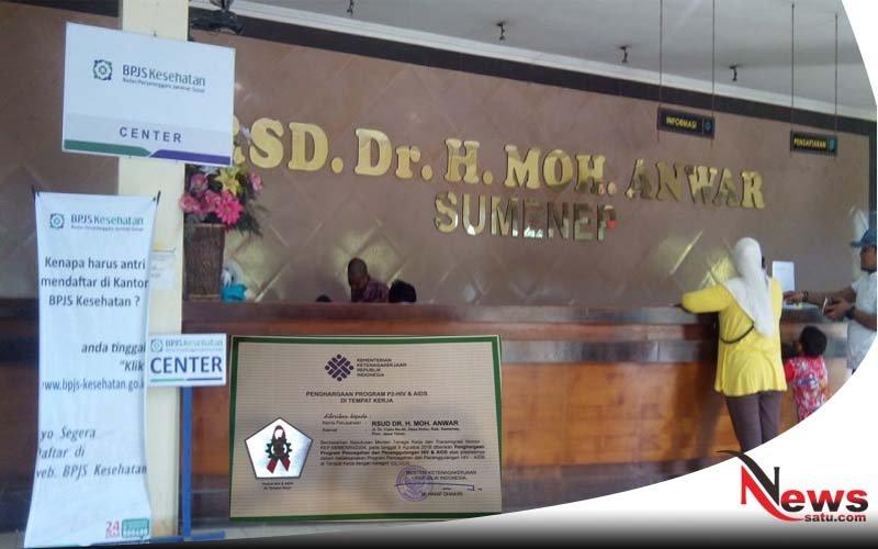 RSUD Moh Anwar Sumenep Terima Penghargaan Program Pencegahan P2HIV