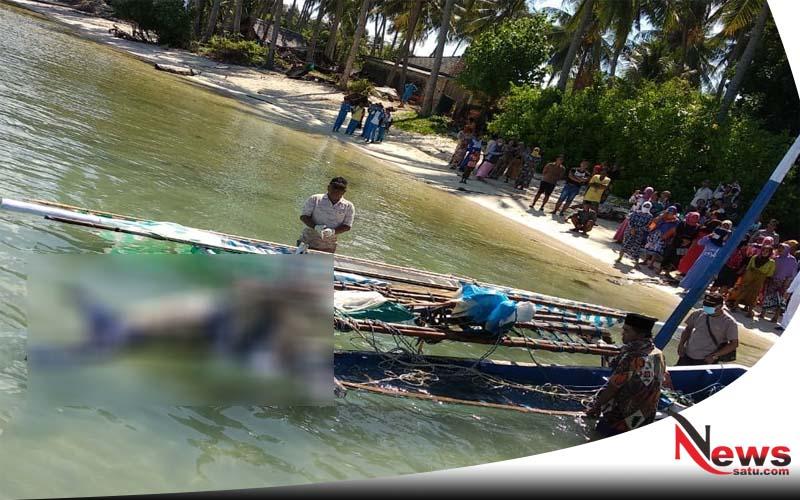 Warga Masalembu Sumenep Digegerkan Dengan Penemuan Mayat Diatas Perahu Kecil
