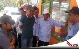 Warga Rubaru Sumenep Protes Pembangunan Pasar Agropolitan