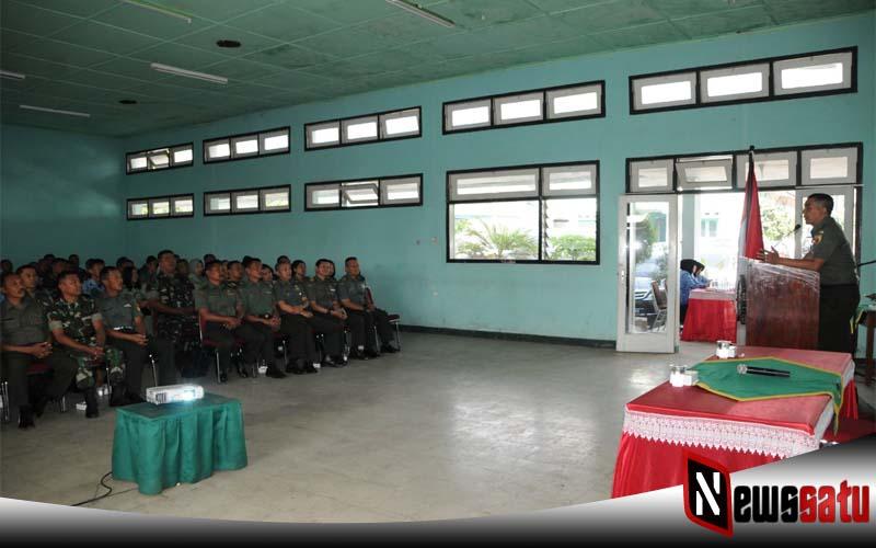 Bintal Fungsi Komando, Benteng Utama Prajurit Dari Radikalisme