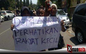 Dilarang Berjualan, PKL Kota Probolinggo Menilai Pemkot Tidak Pro Rakyat