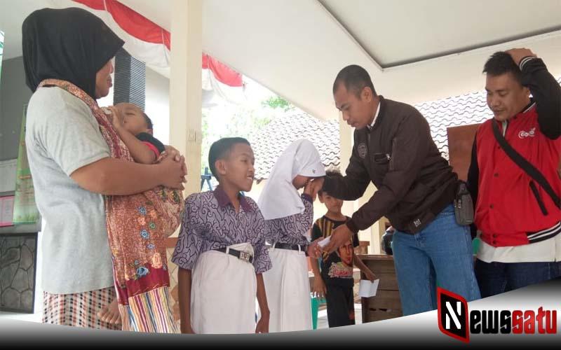 Jurnalis Probolinggo, Berbagi Kebahagiaan untuk Anak Yatim