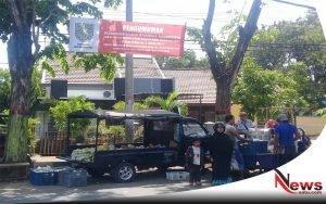 PKL Di Probolinggo Tetap Berjualan Di Area Terlarang