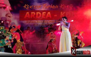 Pecinta Musik Sumenep Gelar Konser Ardea KDI 2018